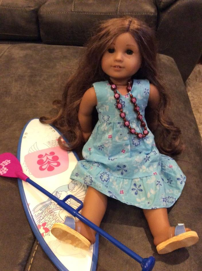 American Girl Doll-2011 doll of the year Kanani