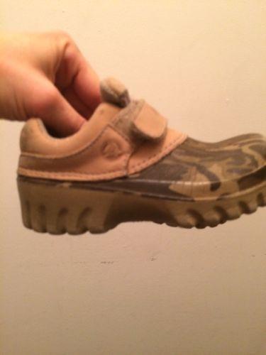 Crocs Toddler Boy Size 8