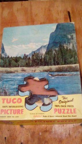 Vintage Tuco Puzzle #2