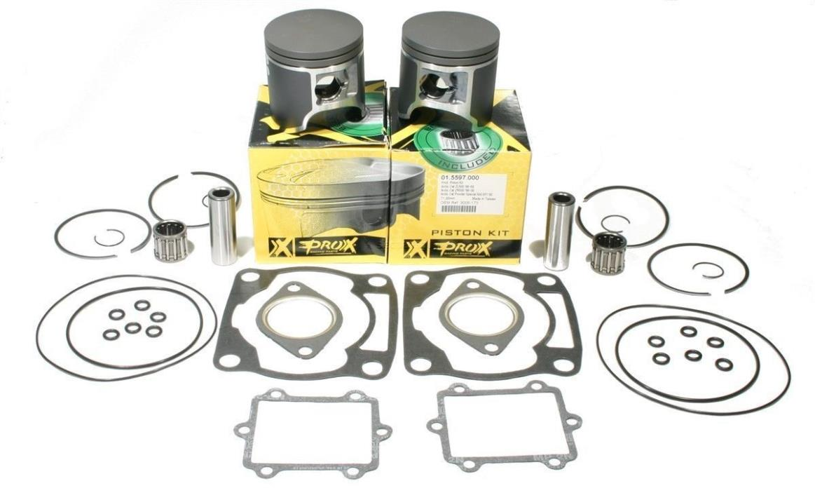 Pro-x piston top end engine rebuild kit Ski Doo 550/600 500SS  MXZ SUMMIT GTX