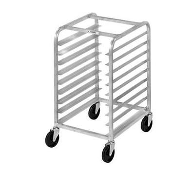 CHANNEL MANUFACTURING ALUMINUM FULL SIZE SHEET PAN RACK HOLDS NINE 18X26 PANS -