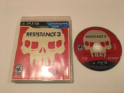 Resistance 3 (PS3) CIB