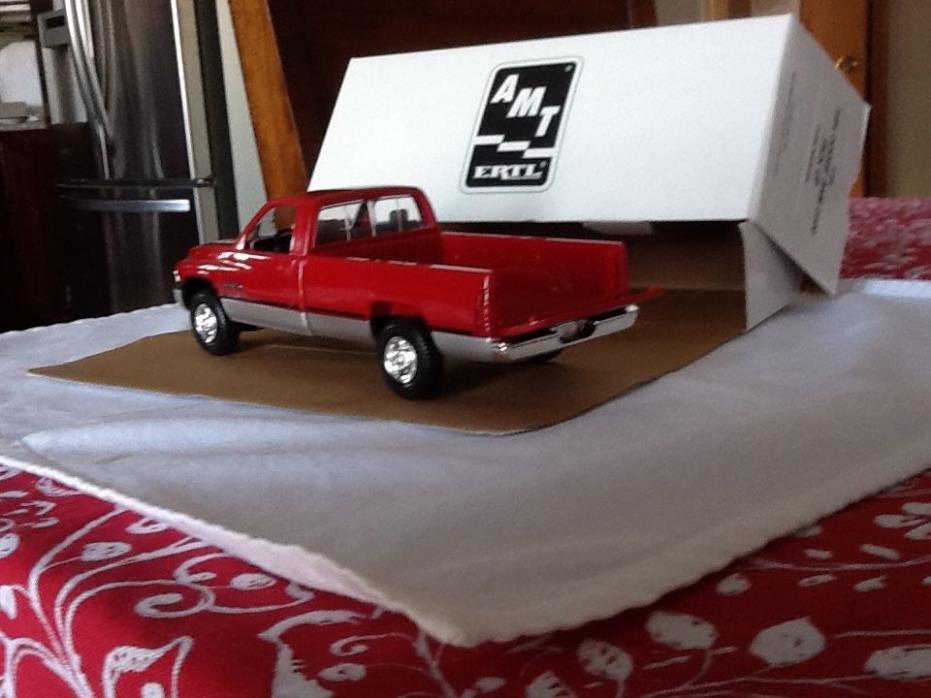 1994 Dodge Ram Pickup Truck Promo With Box