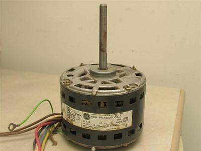 GE Motors 5KCP39GGB851S Furnace Blower Motor 1/4 HP 1075 RPM 3SPD 1PH 115V 60Hz