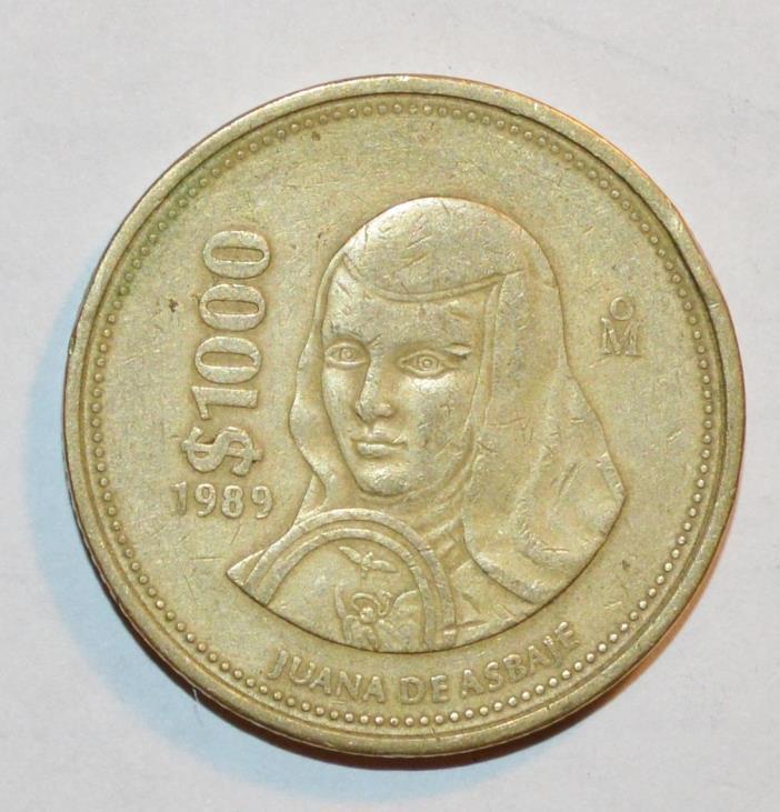 mexican coins $1000