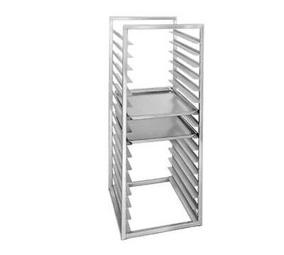 CHANNEL MANUFACTURING ALUMINUM INSERT SHEET PAN RACK HOLDS 16 FULL SIZE SHEET PA