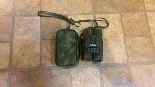 Cabela's 10×25 Binoculars