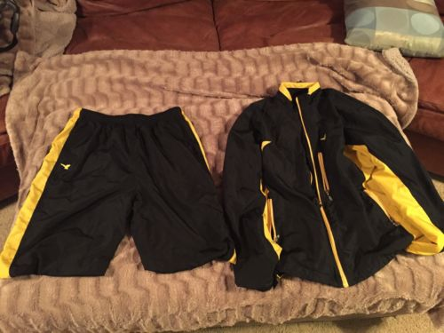 ATA Workout Jacket And Pants Workout Suit Size XL