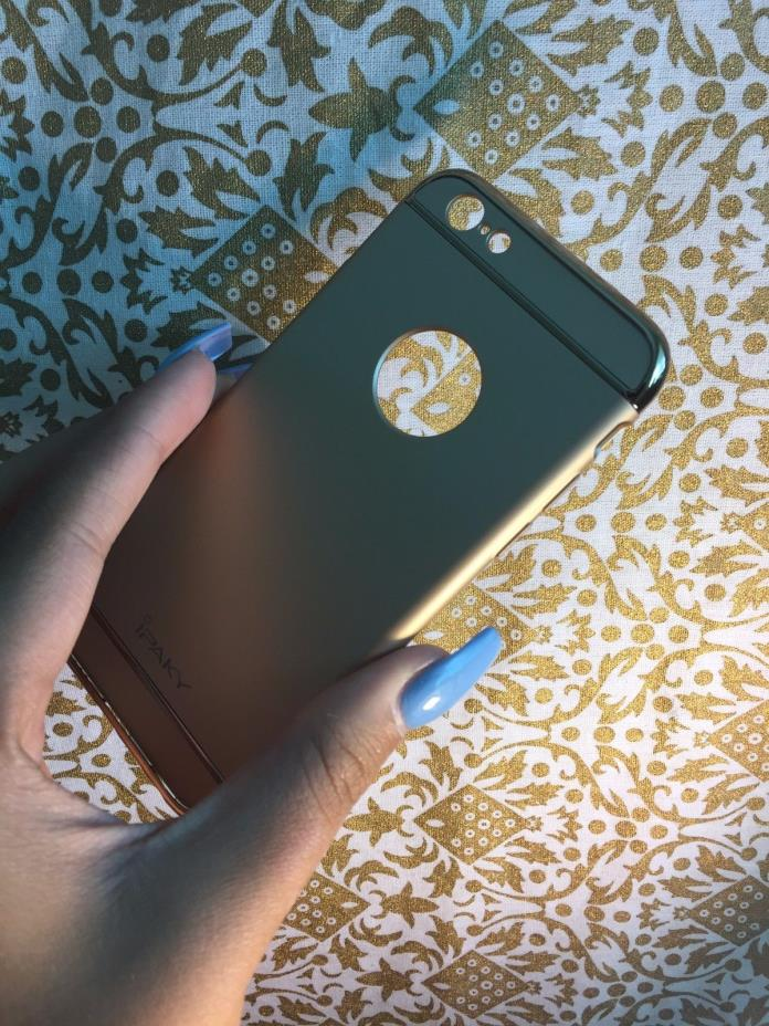New For Iphone 6 / Iphone 6s Gold designer phone case