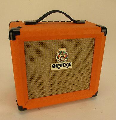Vintage Orange Crush 10 Guitar Amplifier