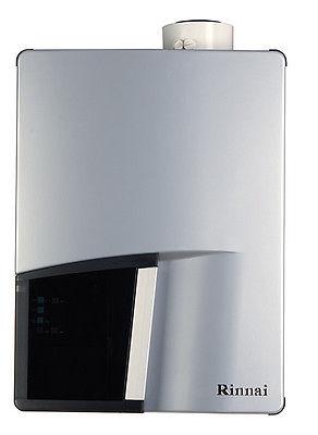 Rinnai Boilers Liquid 205,000 BTU Propane Tankless Water Heater