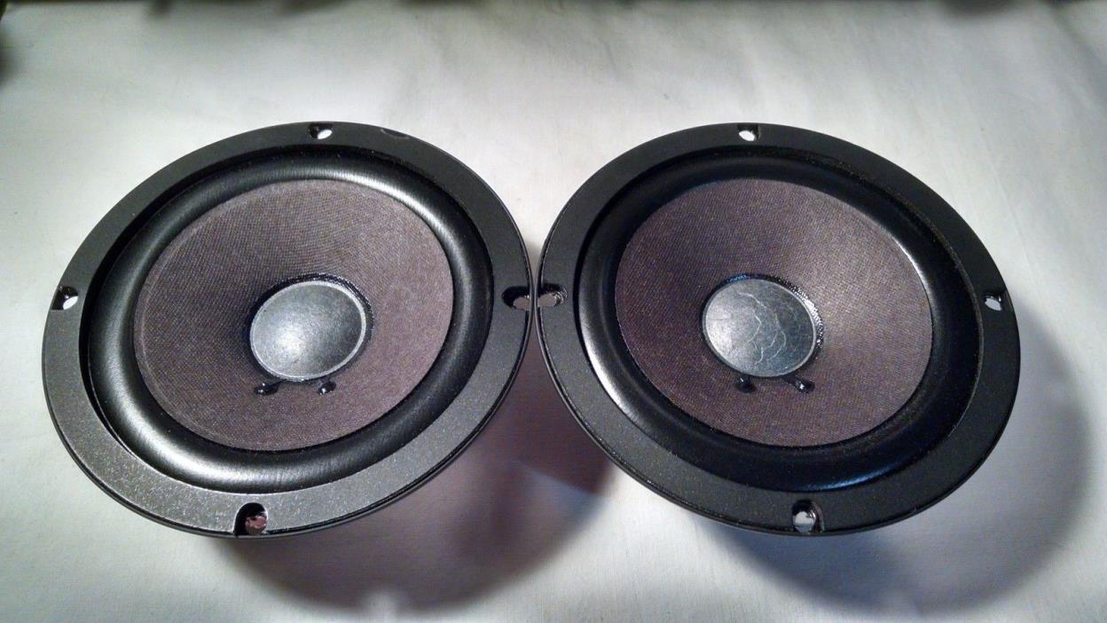 Pair JBL J320 Midrange Speakers