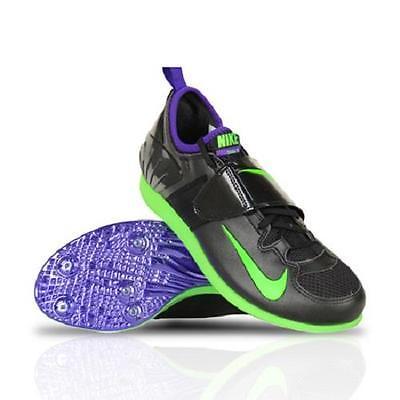 Nike Zoom PV II 2 Track & Field Shoes Sz 11 Pole Vault W/ Spikes