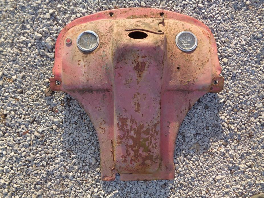 Ford Tractor 8N Instrument Dash Panel  1947-1949