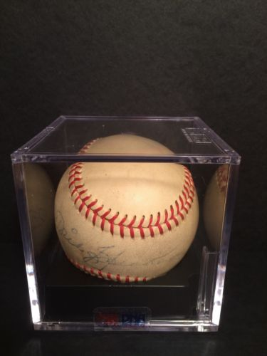 Tris Speaker Single Signed Autographed Baseball