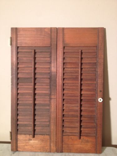 Interior Wooden Shutters For Sale Classifieds
