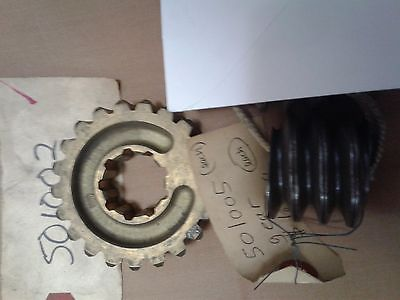 new ARIENS GRAVELY WORM & WORM GEAR # 501002 & 50100500 TILLERS NOS
