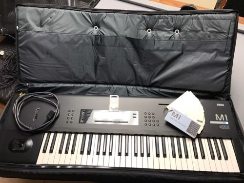 Korg M1 Workstation Keyboard Synthesizer