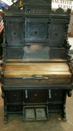 antique Pump Organ vintage organ bar