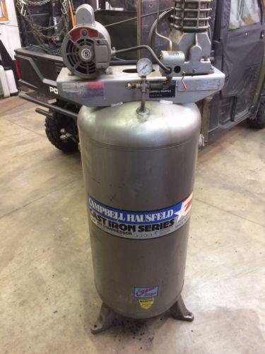 Campbell Hausfeld Air Compressor - 5 HP, 60 Gallon,