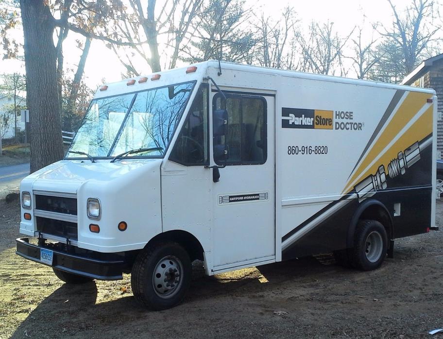 Hydraulic Hose Service Truck
