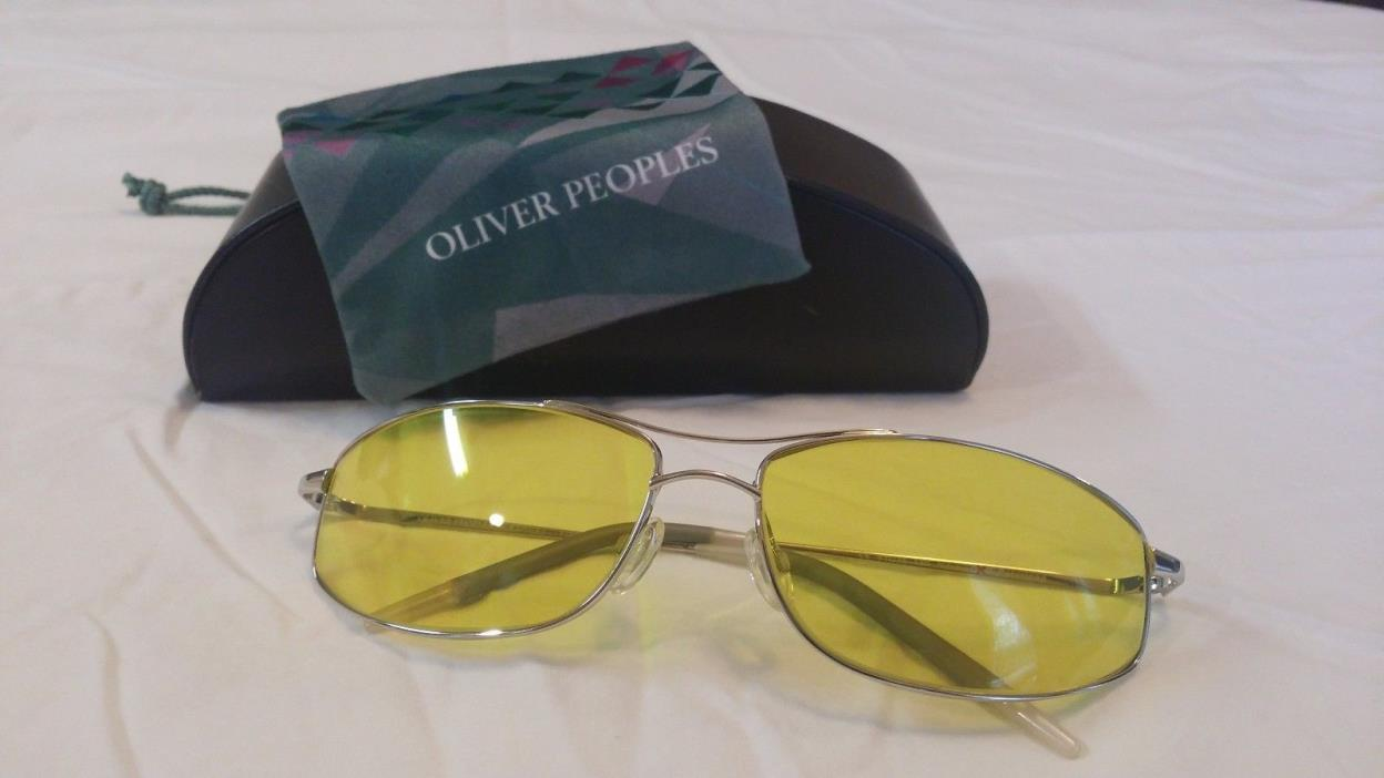 New Oliver Peoples Nitro 61 Sunglasses worn by Brad Pitt in Mr & Mrs Smith, RARE