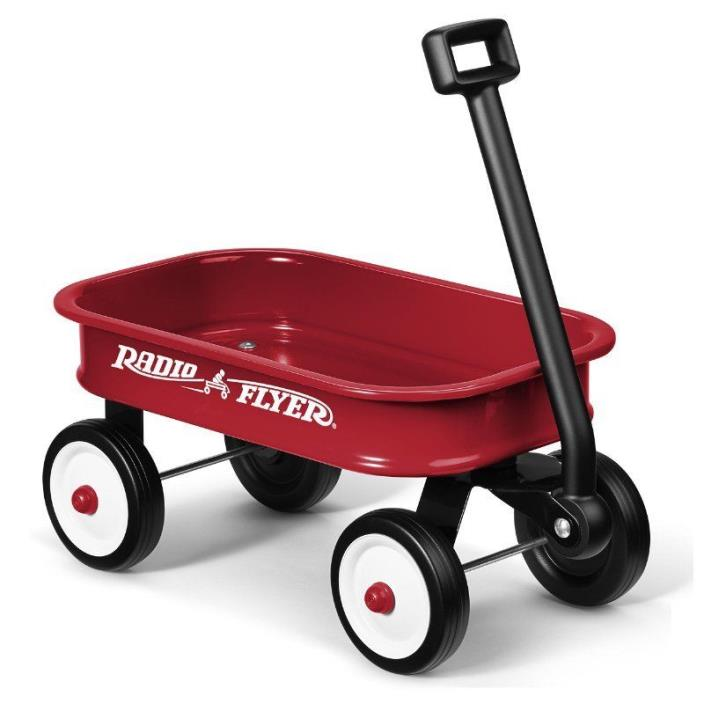 Radio Flyer Little Red Toy Wagon Kids Toys Christmas Gift Fun