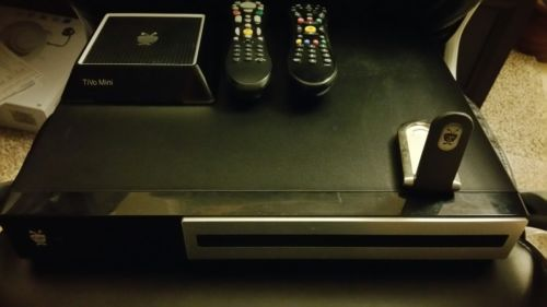 Tivo lifetime (all in lifetime) tivo mini and tivo series 3 hd XL thx certified