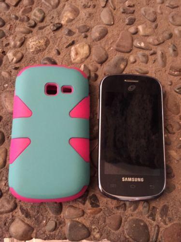 Samsung Galaxy Centur SCH-S738C - 4GB - Gray (TracFone) Smartphone