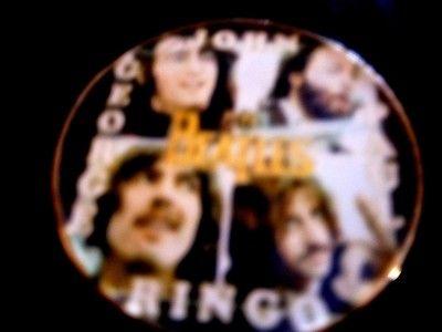 BEATLES JOHN, RINGO, PAUL & GEORGE  COMMEMORATIVE TRIBUTE COIN 1 OZ.