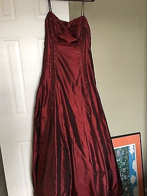 Gorgeous size 14 Women's Evening Gown