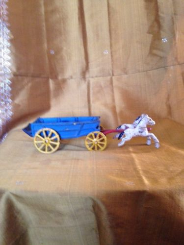 Antique Horse Drawn Wagon