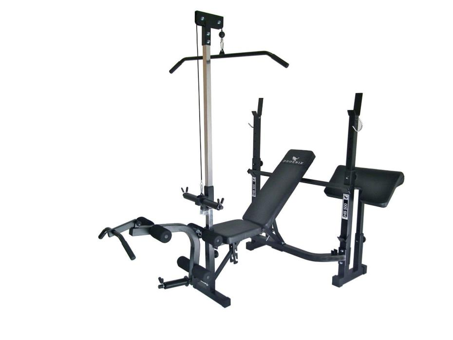 Home Gym Equipment Exercise Fitness Machine Workout Total Body Strength Training