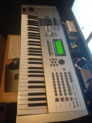 Yamaha motif es6 for sale classifieds for Yamaha motif keyboard