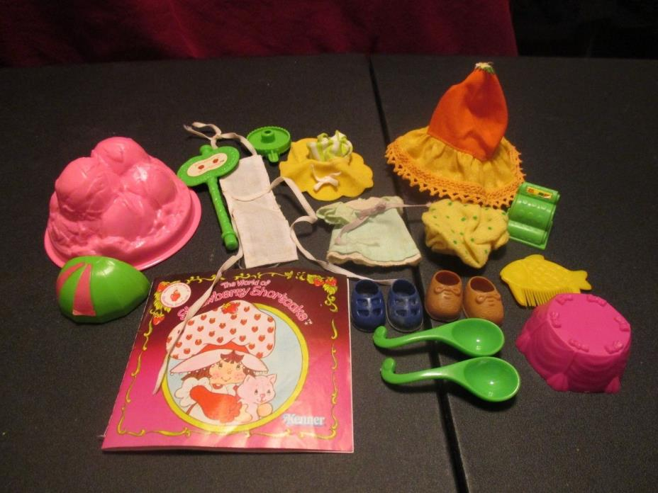 Vintage Strawberry Shortcake Doll House For Sale Classifieds
