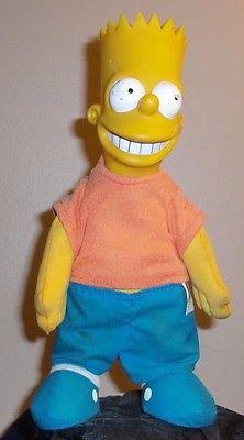 BART SIMPSON  Doll 1990    (9