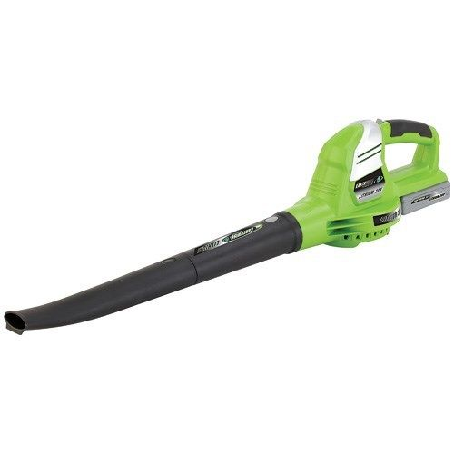 Earthwise LB20020 20 Volt Lithium-Ion Cordless Electric Yard Leaf Blower NEW