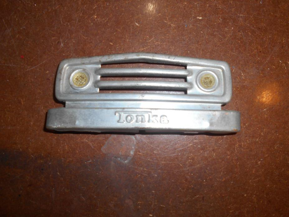 tonka dodge truck grill for parts