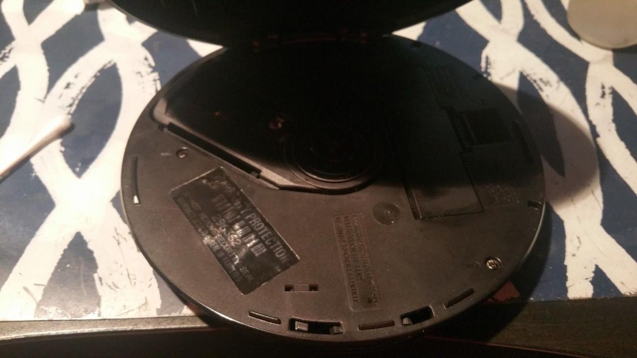 Magnavox Portable CD Compact Disc Player ESP Dynamic Bass Boost Walkman