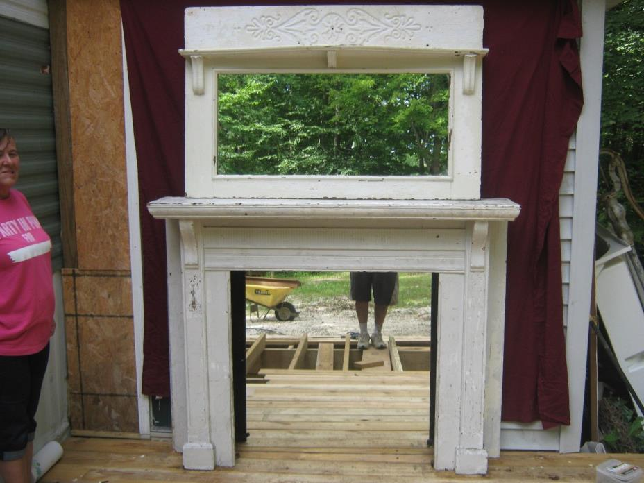 Antique Fireplace Mantel For Sale Classifieds