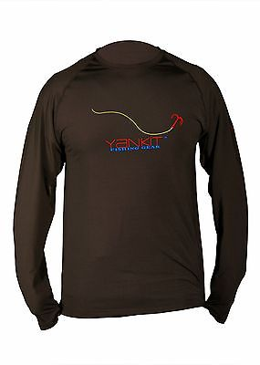 Yankit HARD Performance Fishing Shirt (Black)
