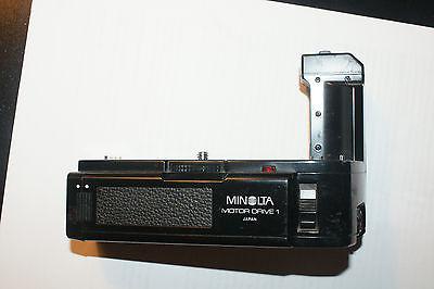 Minolta Motor Drive 1 (for X700, X500, X570, XG-M)