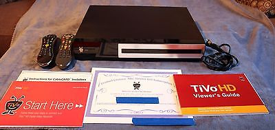 TiVo Series 3 HD Lifetime DVR (TCD652160)