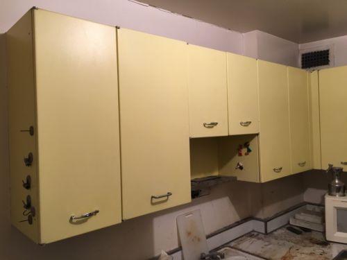 Vintage Geneva Metal Kitchen Cabinets