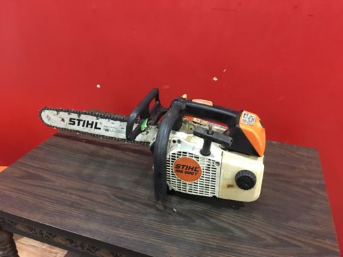 Stihl MS200t Chainsaw - Parts Or Repair