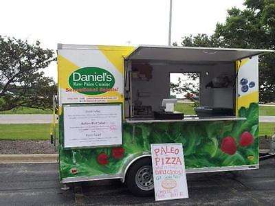 Food Truck (Trailer) $9,500
