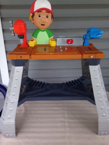 Handy Manny Work Bench For Sale Classifieds