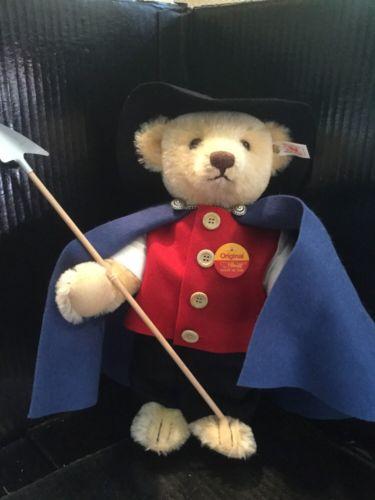 Steiff Bear Heideschafer