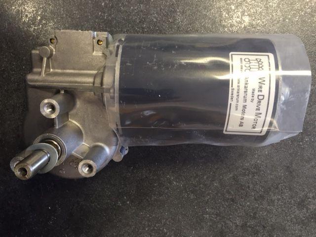 GENUINE MILLER MOTOR, GEAR 24VDC 150 RPM 225341
