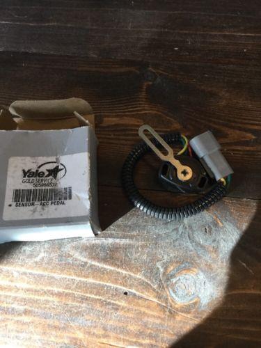 YALE Forklift Sensor ACC Foot Pedal 505966574